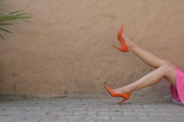 Jak optycznie wydłużyć nogi?